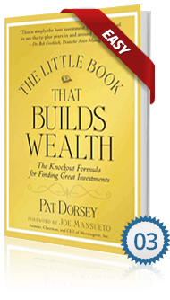 Economic Moats: The Little Book that Builds Wealth